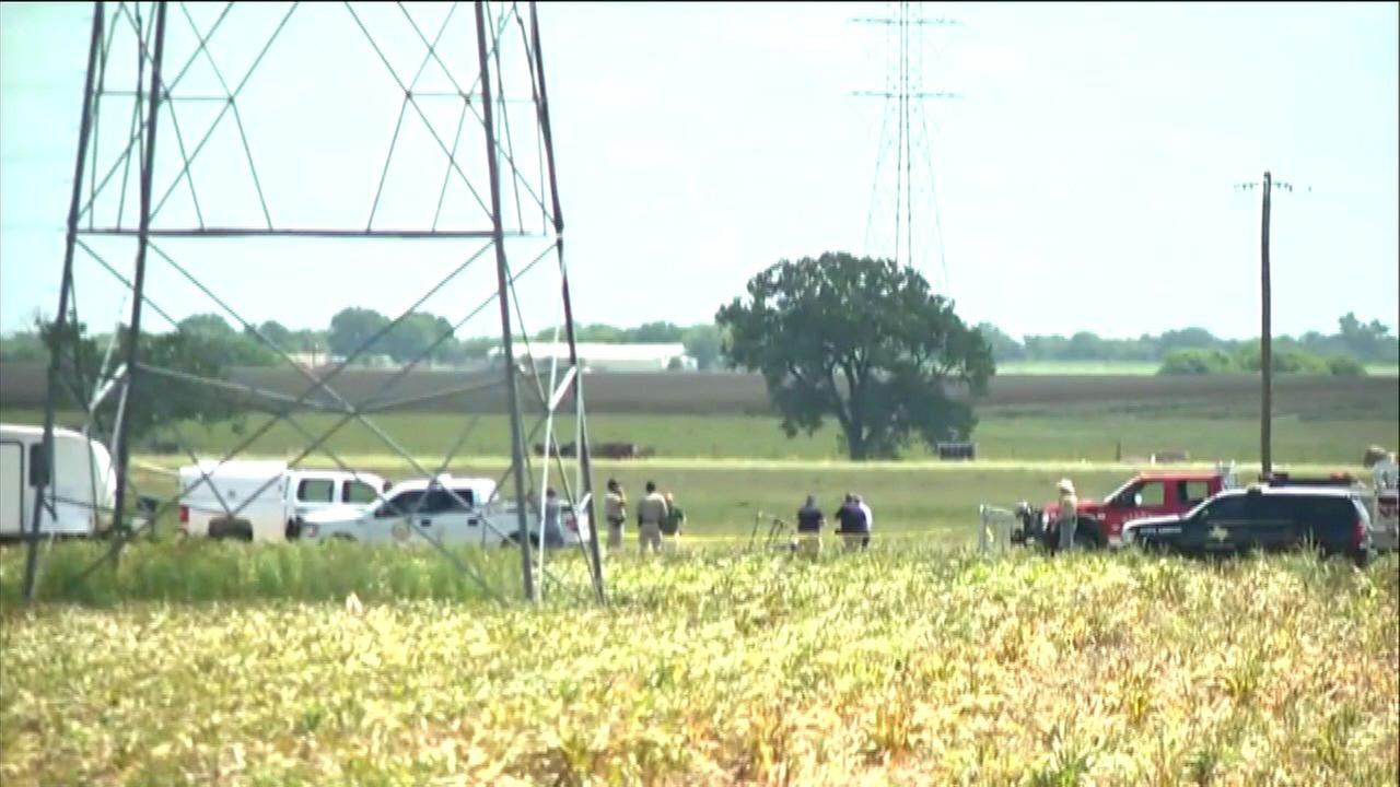 16 killed in Texas balloon crash