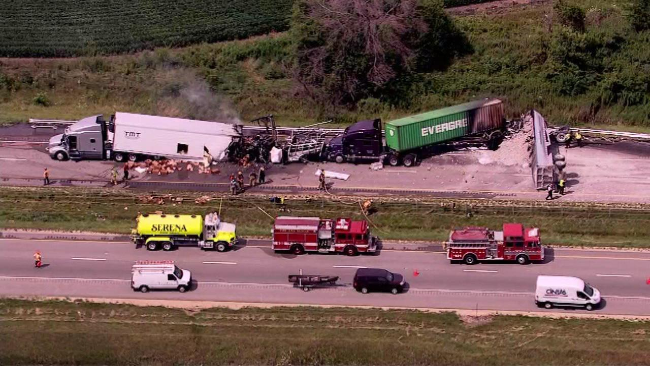 Cause of deadly Ottawa 6-vehicle crash determined