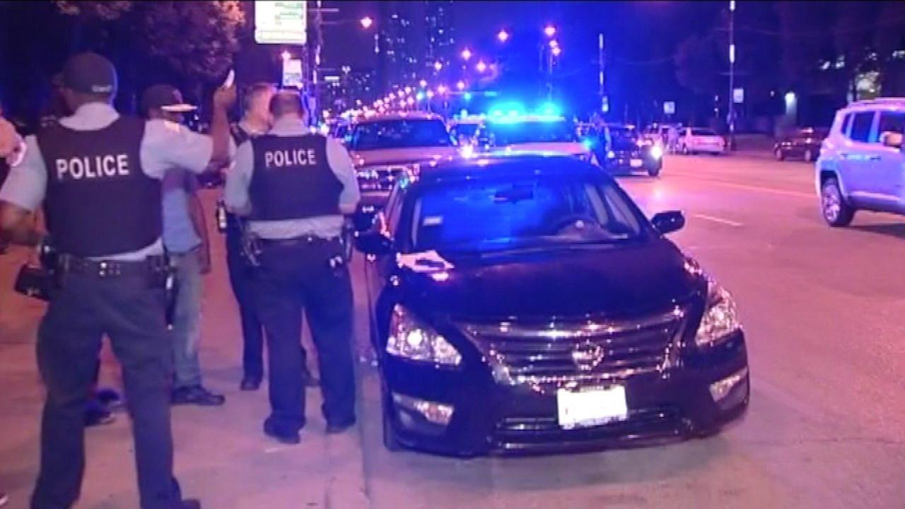 Shots fired near Grant Park