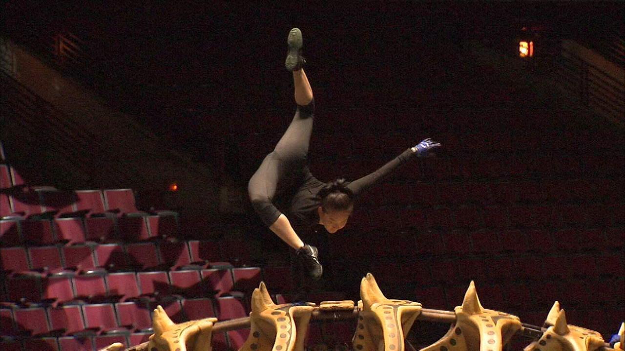 New Cirque Du Soleil show arrives at United Center