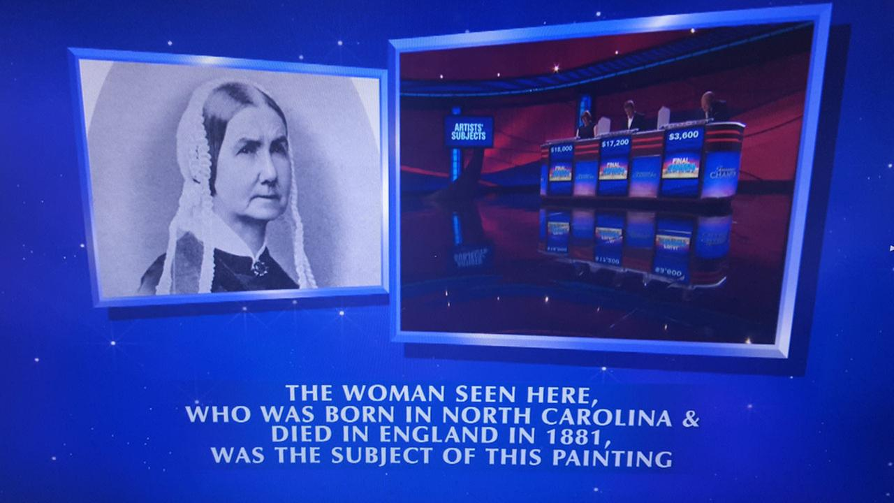Final Jeopardy August 4, 2016