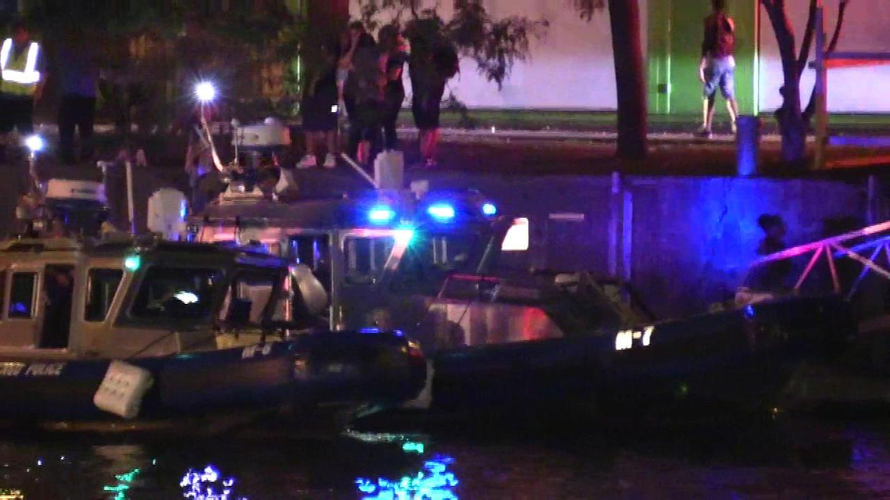 Authorities ID man who drowned in Chicago River