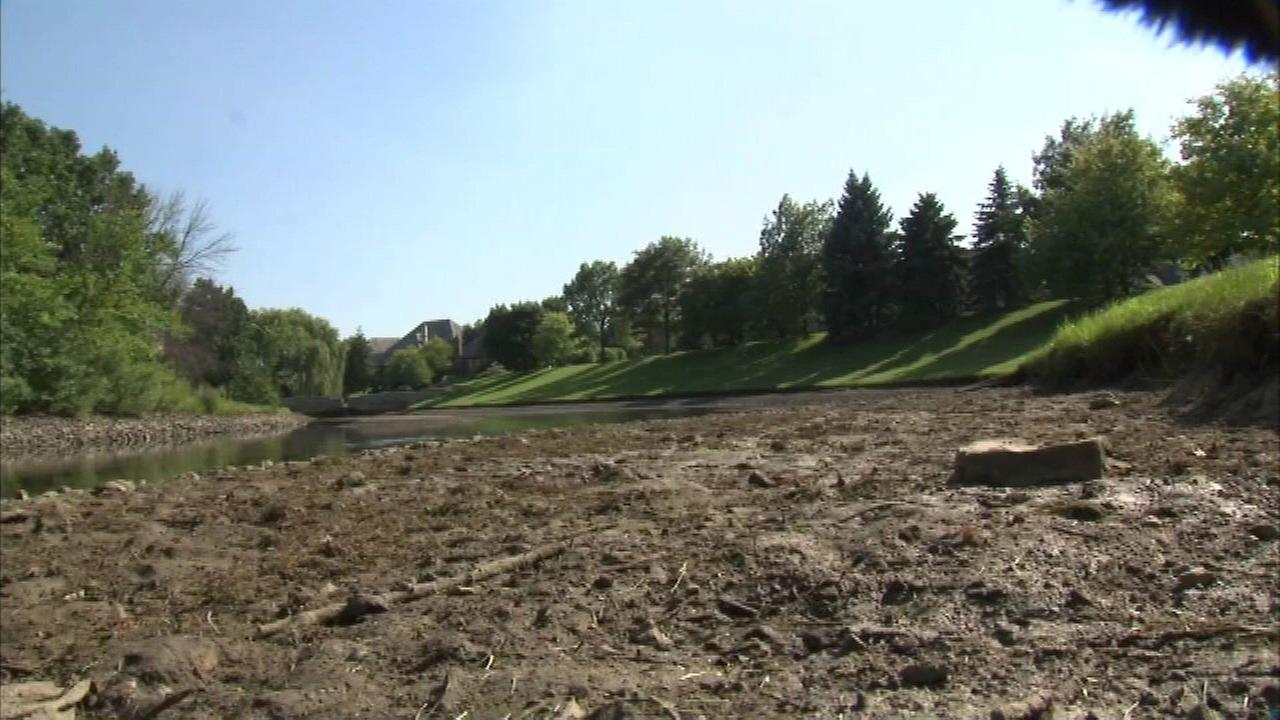 Burr Ridge Lake needs dam fixed, officials say