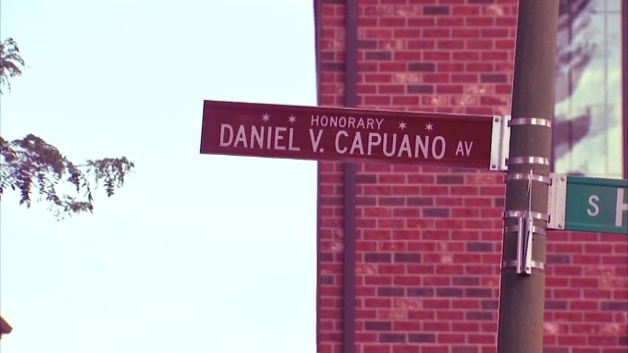 Mount Greenwood street named for fallen firefighter