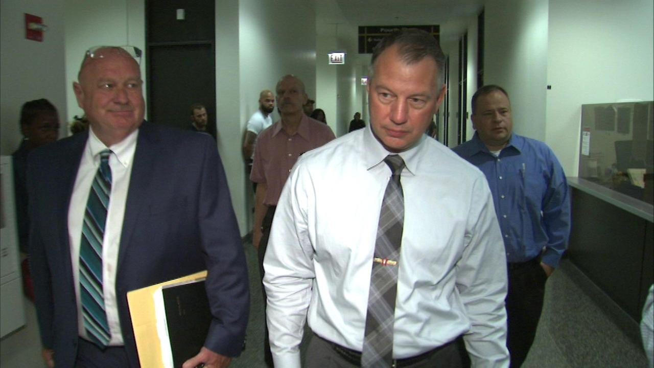 Ex-CFD deputy commissioner charged with DUI appears in court