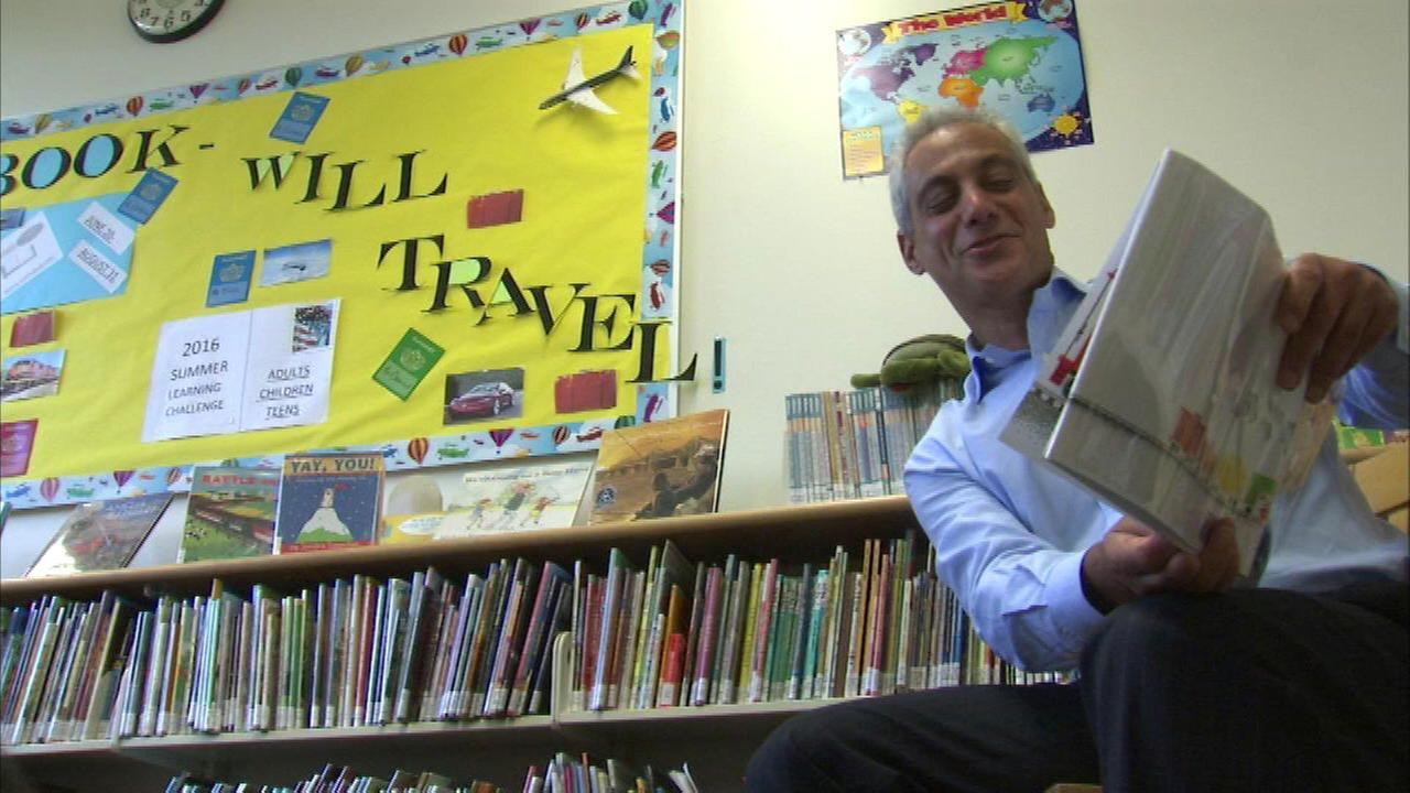 Mayor Emanuel: New library coming to Altgeld Gardens