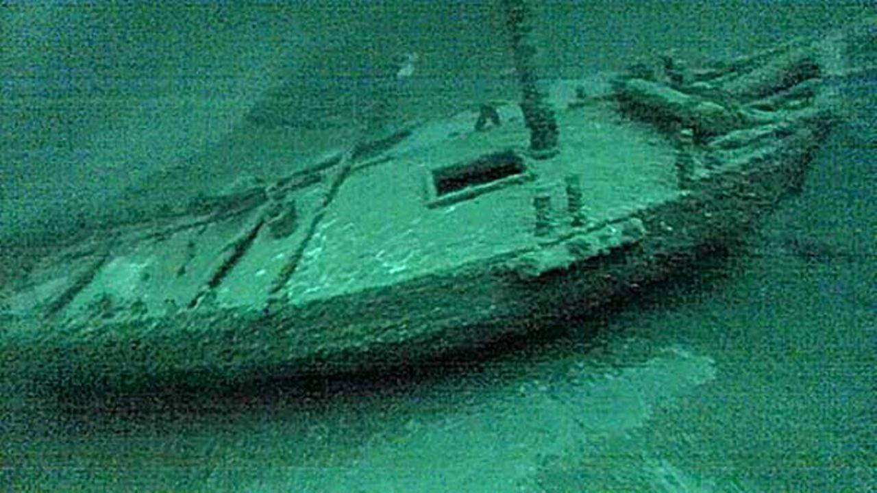 Great Lakes' second-oldest shipwreck discovered in Lake Ontario