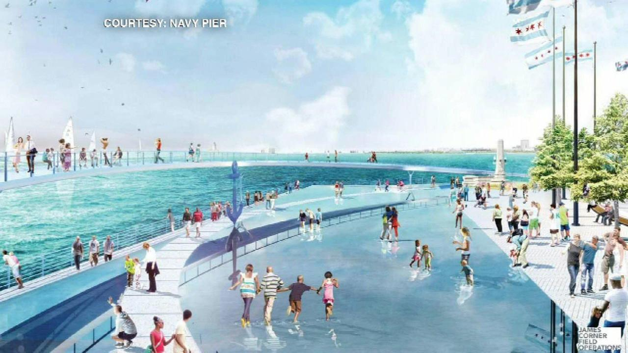 New hotel, walkway approved for Navy Pier