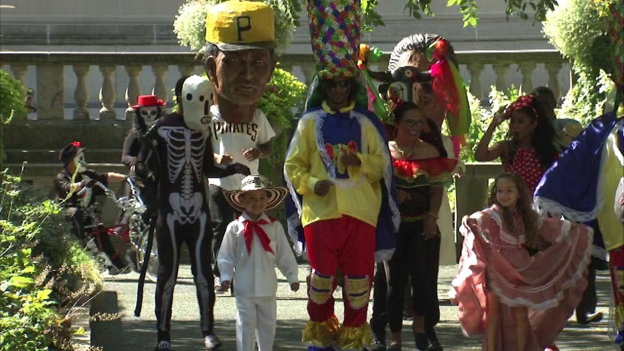 Chicago Cultural Mile conducts preview of 2nd annual Halloween parade