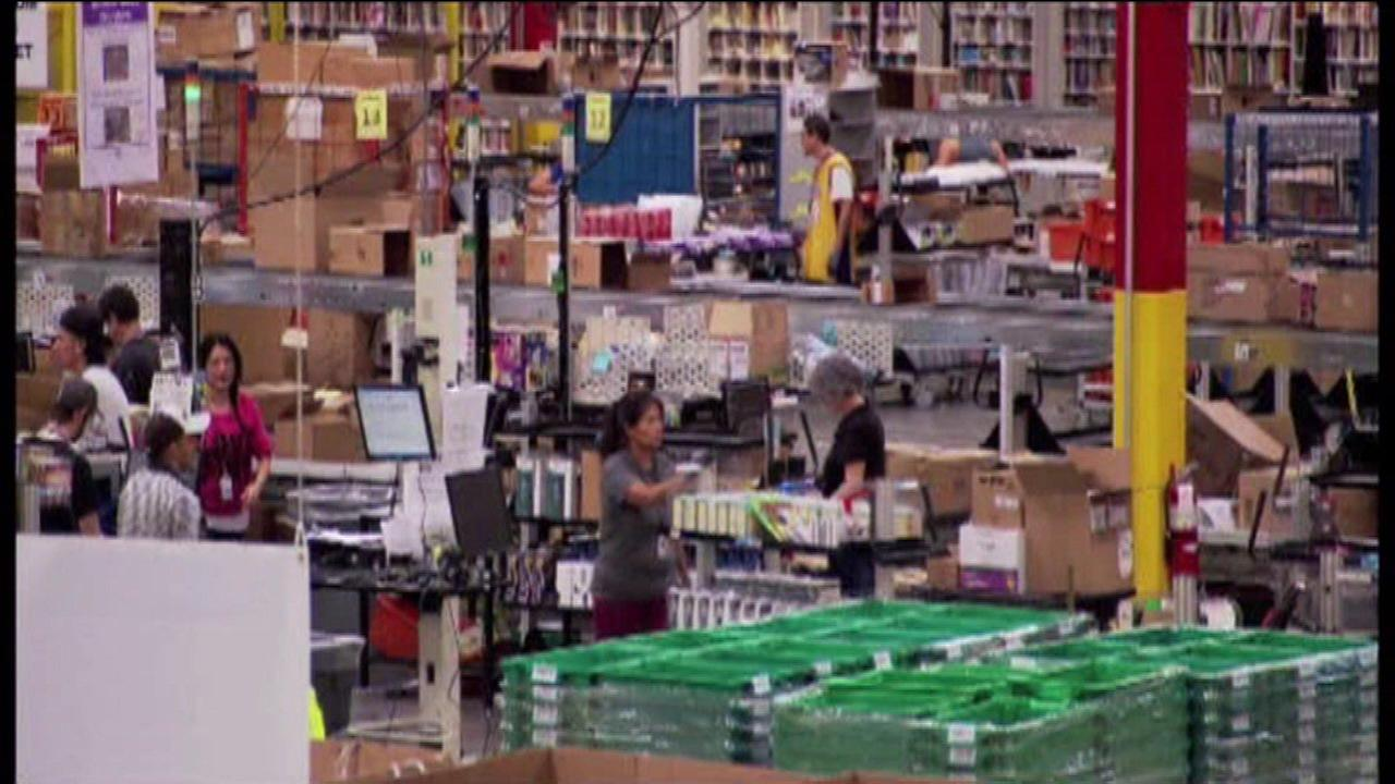 Image of Amazon.com warehouse