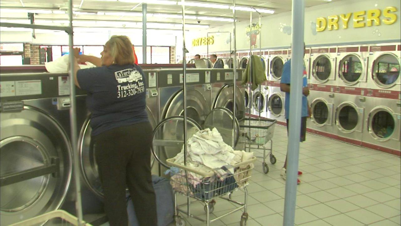 Chicago water tax could affect laundromat customers