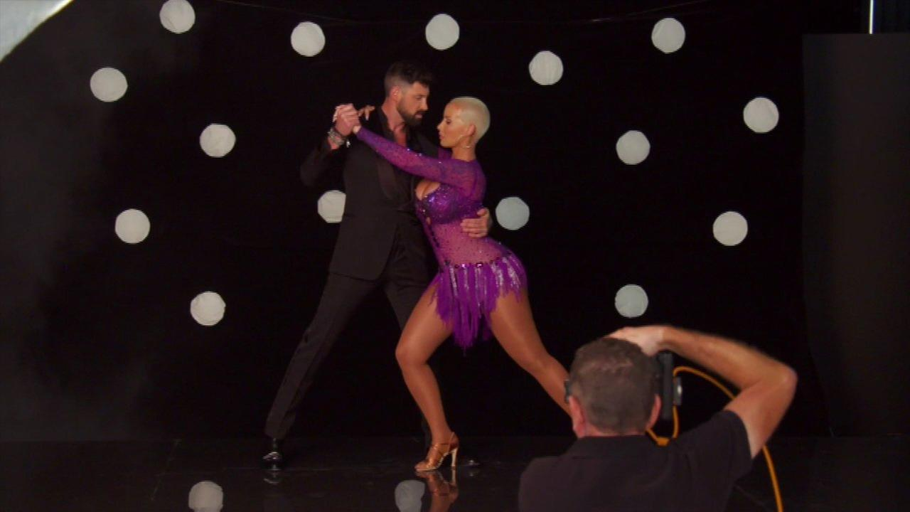 Vegas oddsmakers betting on Olympian to win 'Dancing with the Stars'