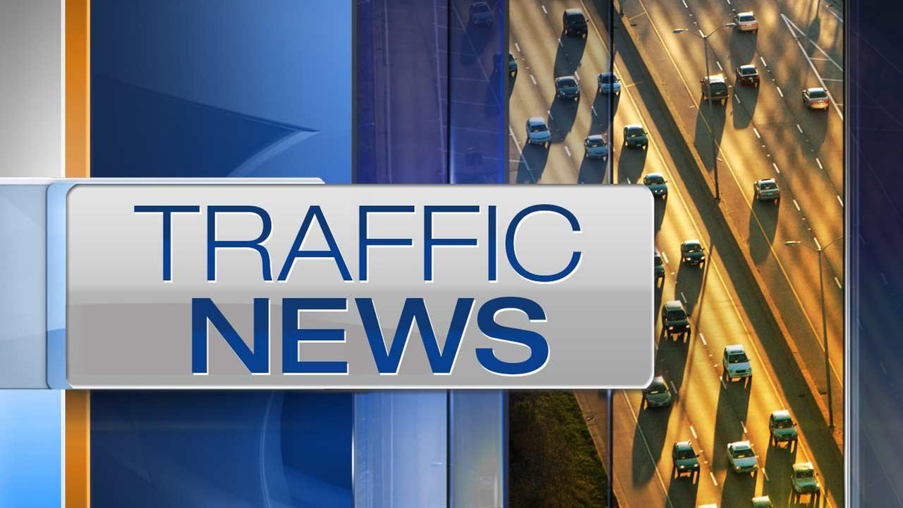 I-55 NB lanes reopened after crash near Burr Ridge