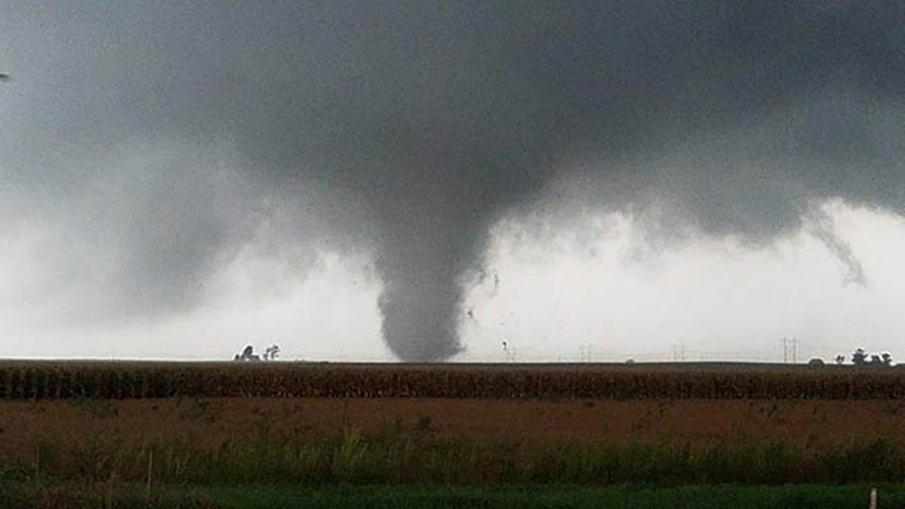 NWS: 4 tornadoes touched down in Illinois Friday