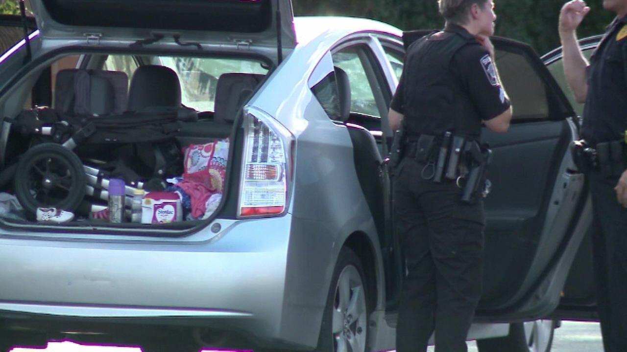 Baby shot in vehicle on Milwaukee County interstate