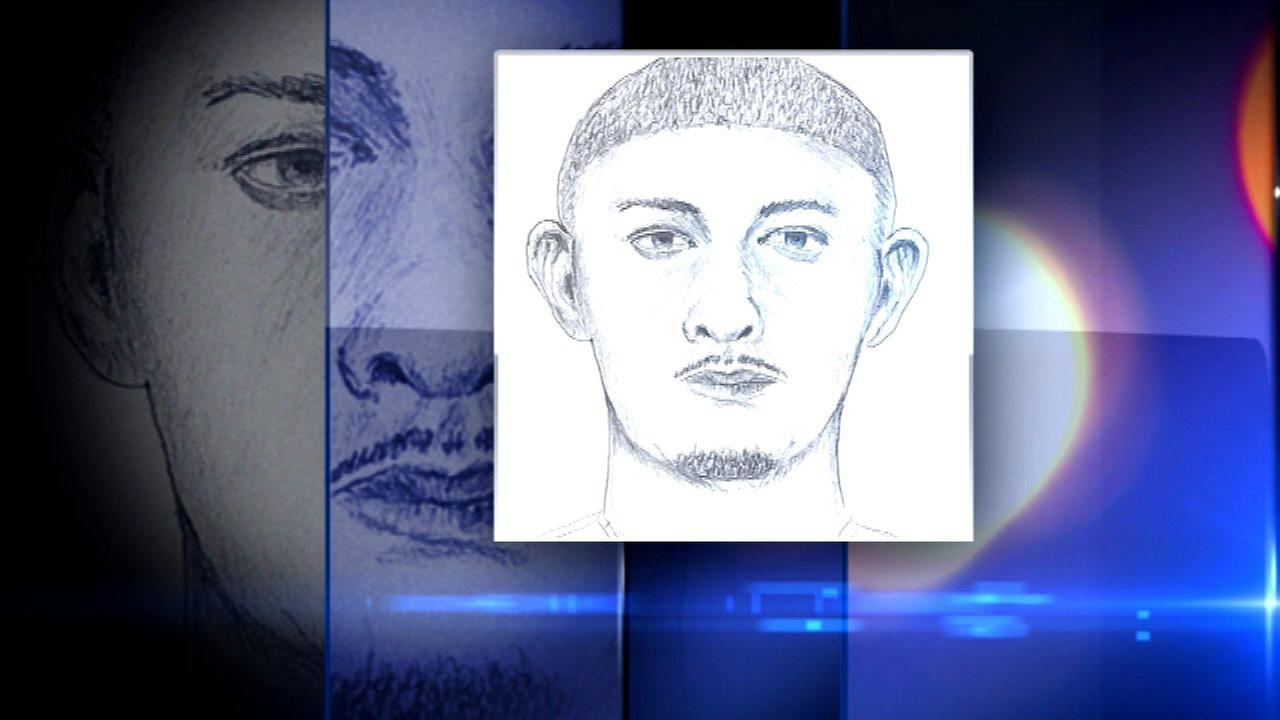 Evanston police release sketch of suspect in attempted sexual assault