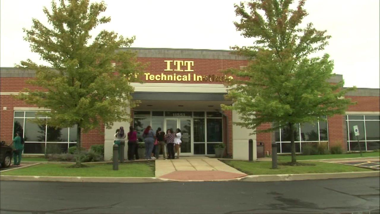 ITT Tech: The for-profit college that went up in smoke