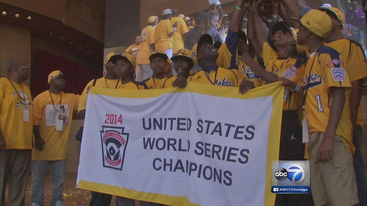 Coach who accused Jackie Robinson West of cheating sues Little League