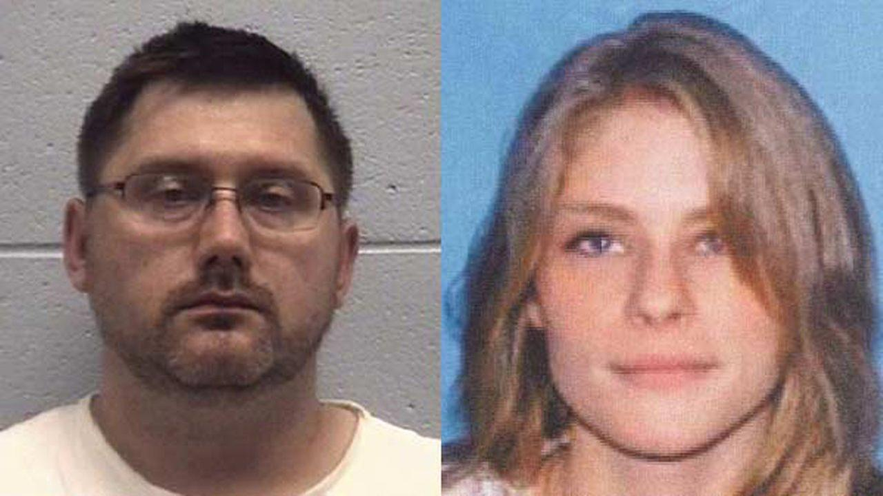 Jeffrey Willis (left) and Jessica Heeringa (right)