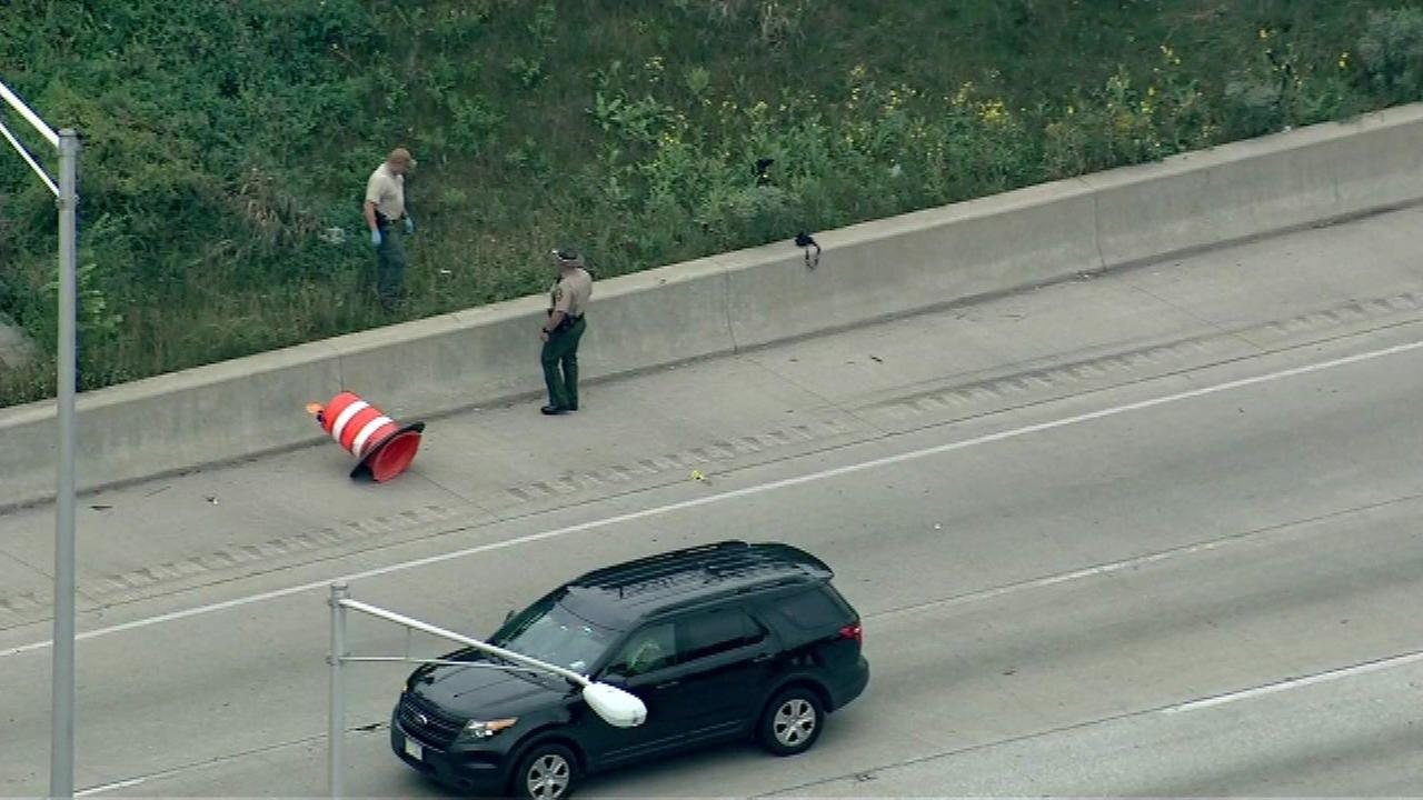 Man wounded in I-57 shooting on South Side