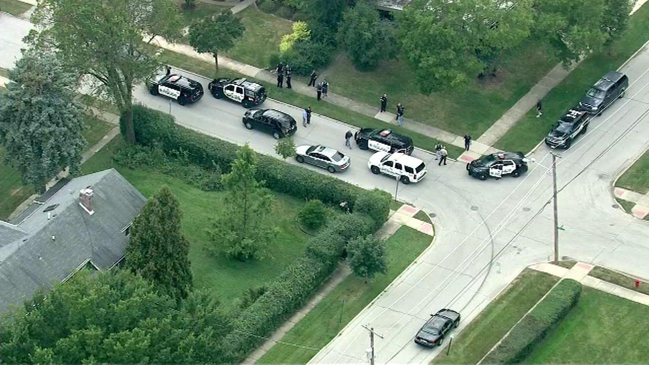 Matteson bank robbery suspect caught in Homewood