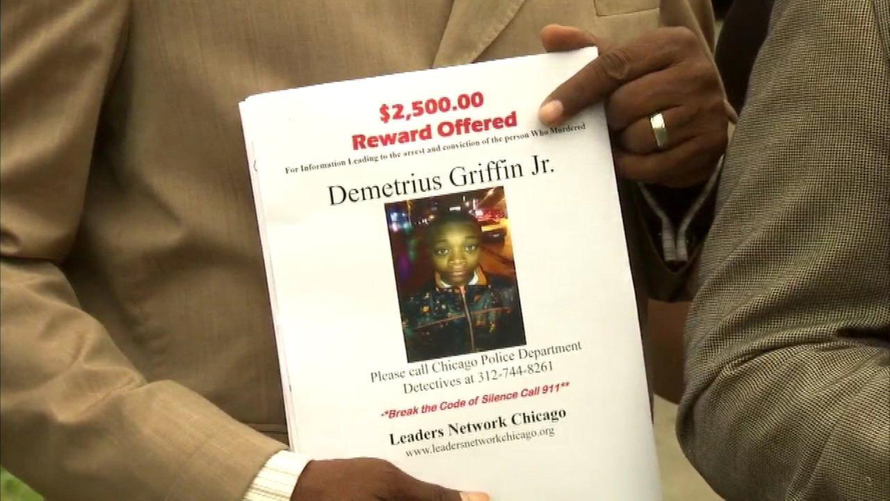 $2.5K reward offered for info on Austin teen's murder