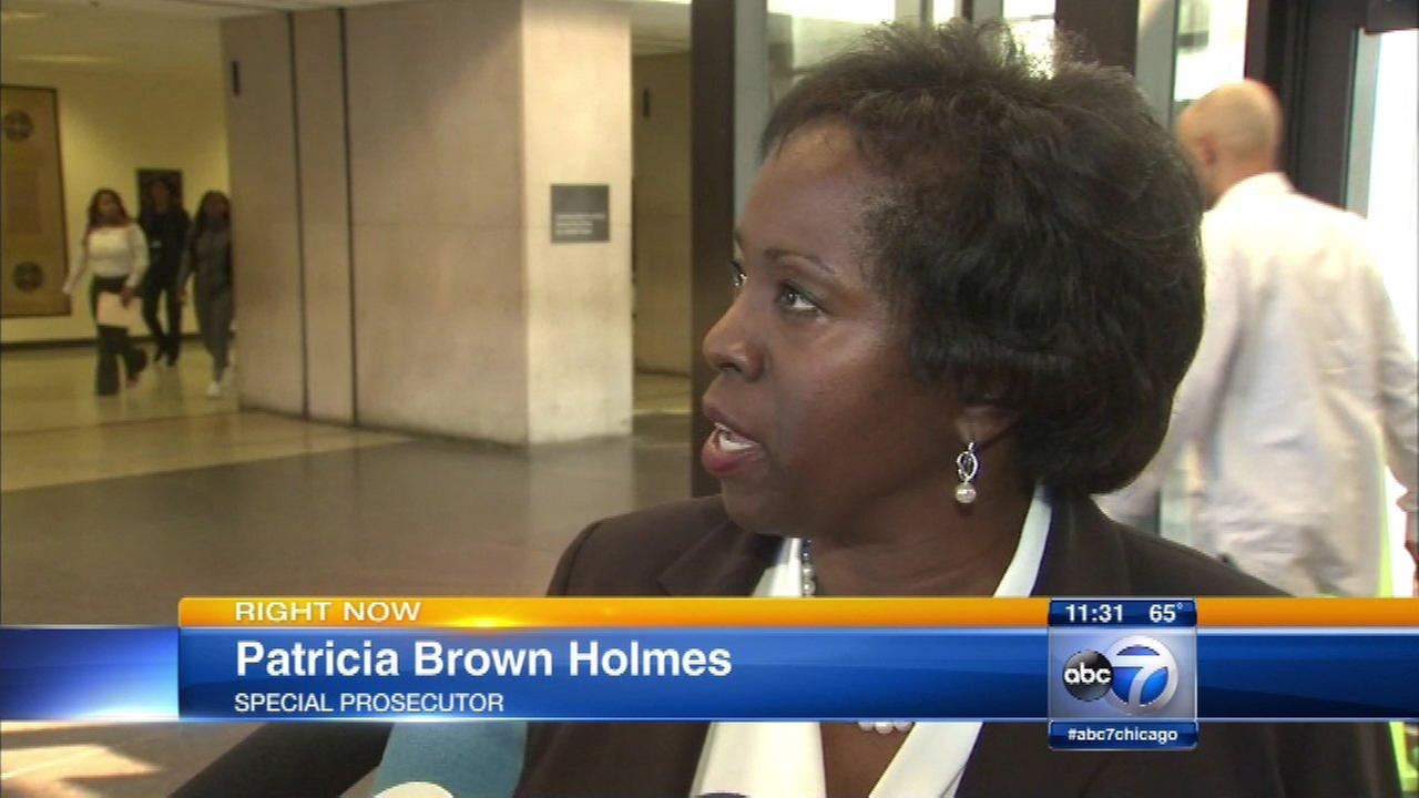 Special Prosecutor Patricia Brown.