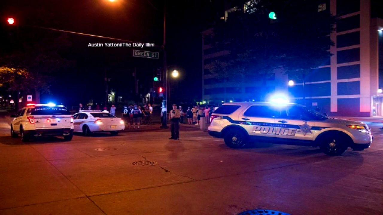 Police issue warrant in U of Illinois shooting