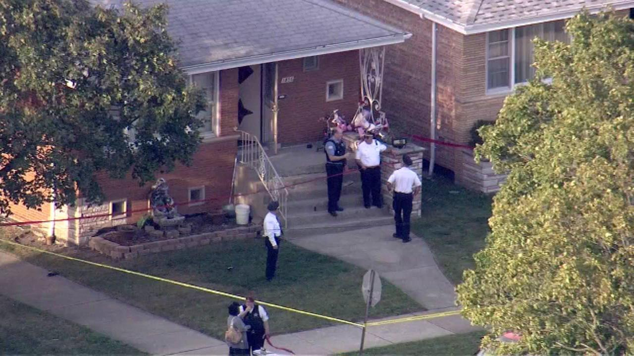Man found fatally shot in Ashburn kitchen identified