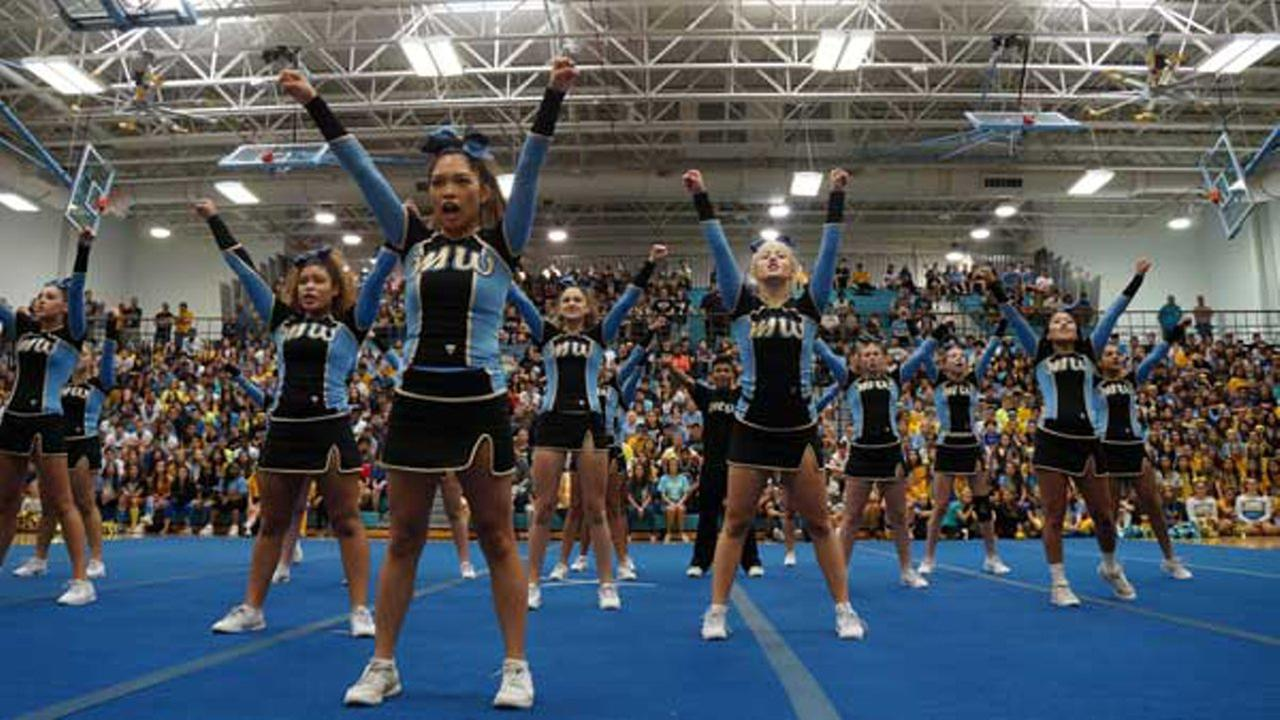 Friday Flyover Maine West High School Abc7chicago Com