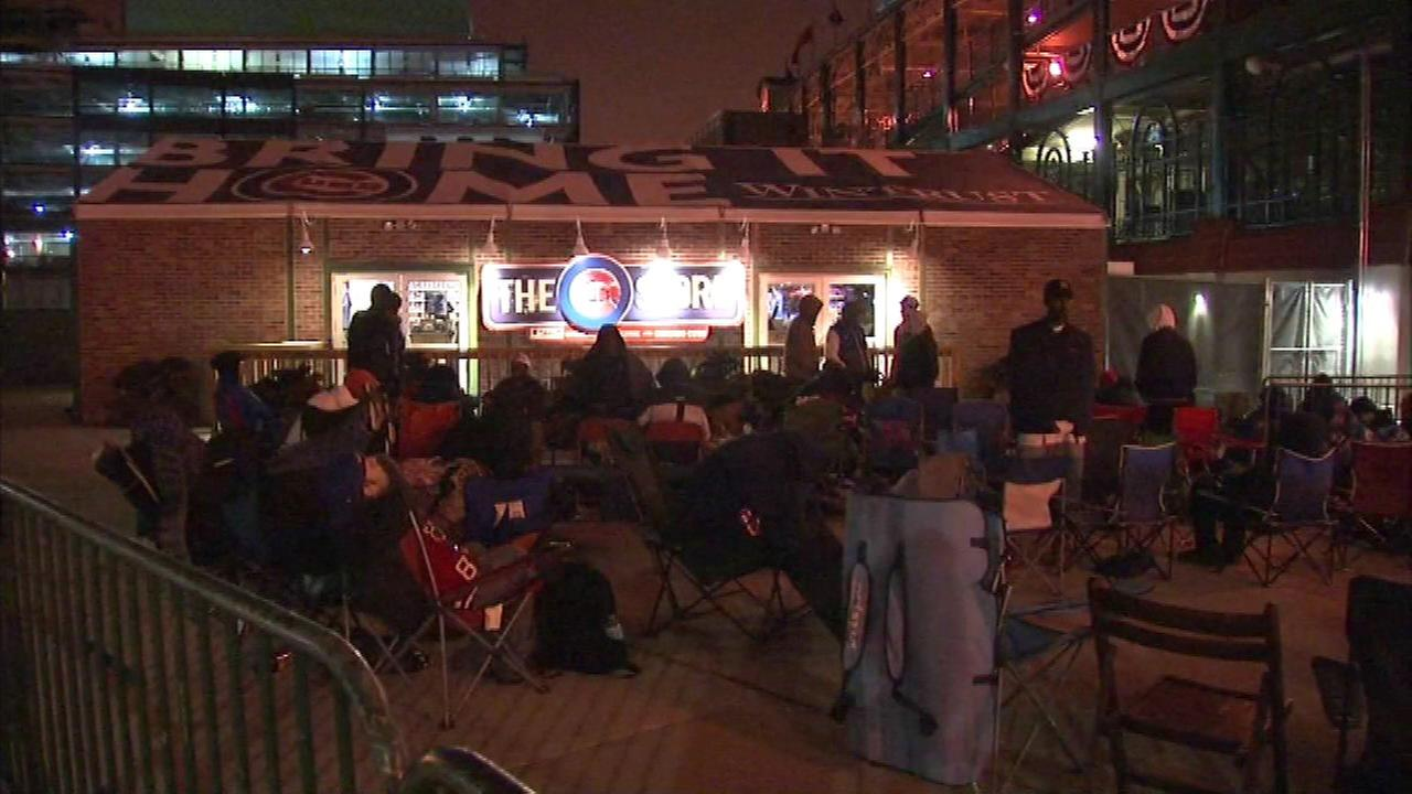 Cubs open NLCS against Dodgers tonight at Wrigley