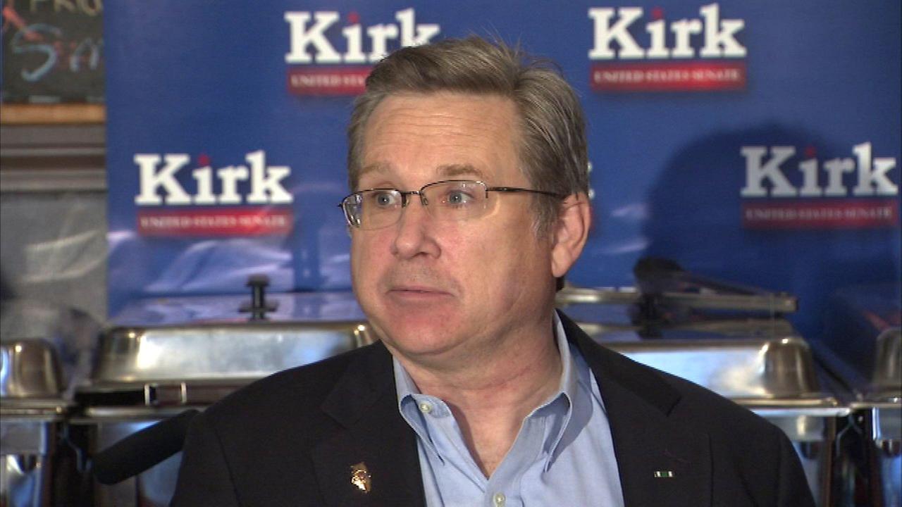 Senator Mark Kirk.