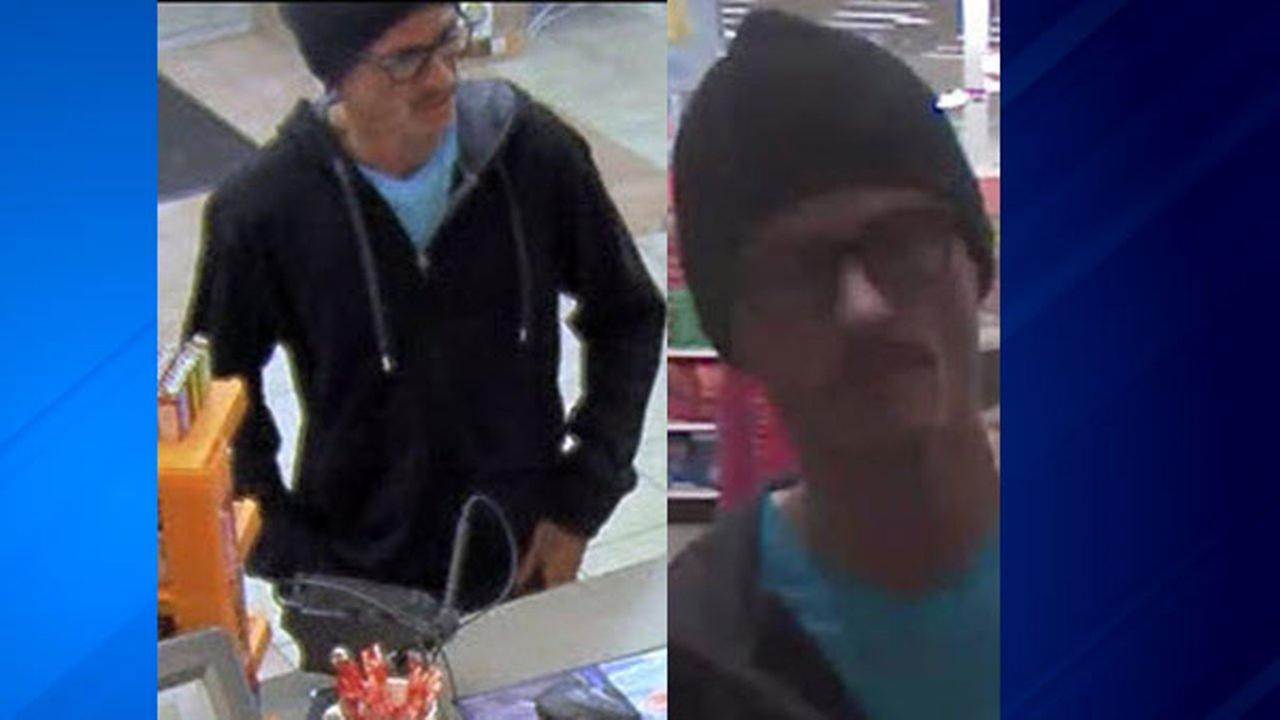 Surveillance images released by Naperville Police Dept.