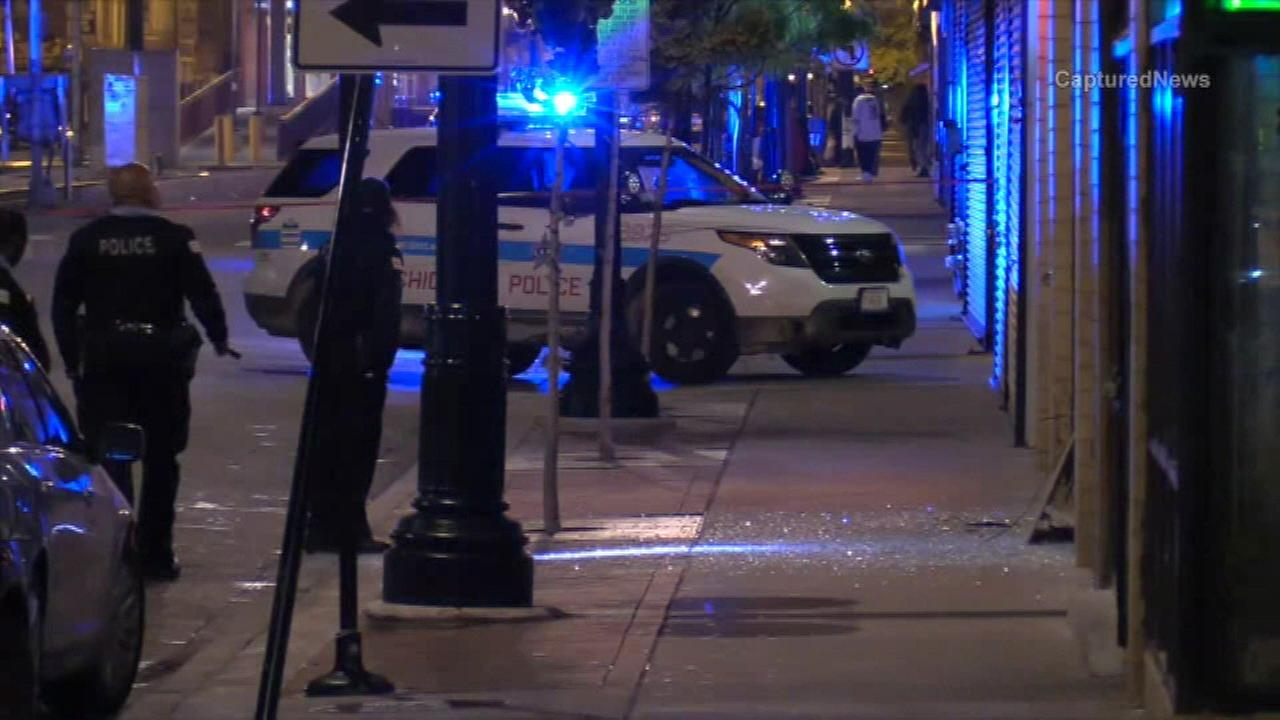 Shots fired at Chicago police officers in 2 separate ...