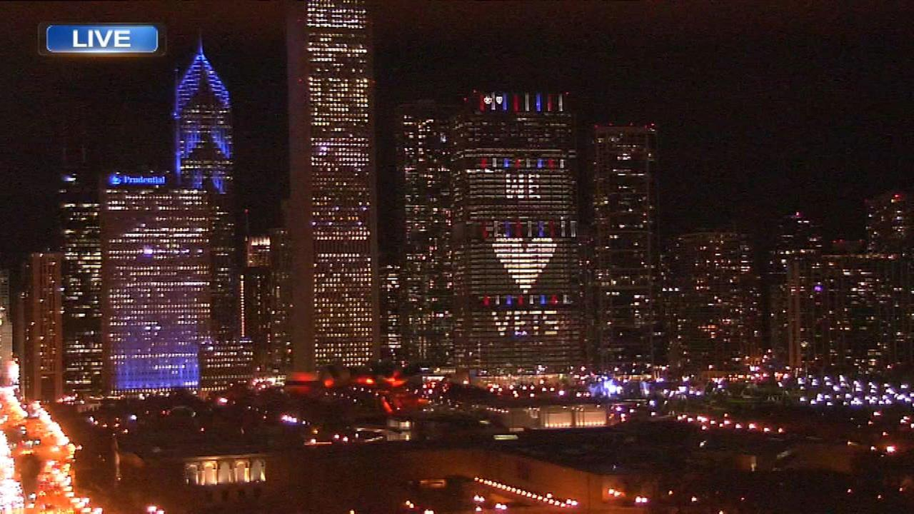 Veterans honored around Chicago on Friday