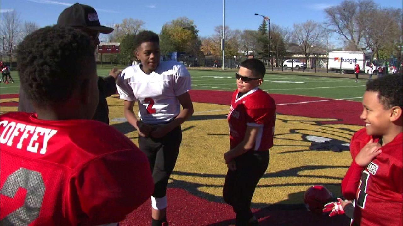 Local youth football team seeks donations for travel to National Championships