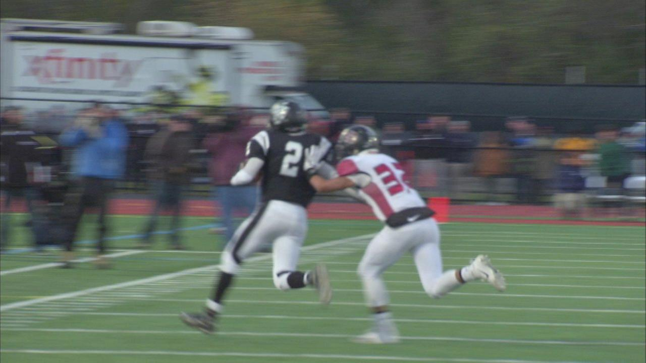 Fenwick High School in court today for lawsuit over semifinal football game