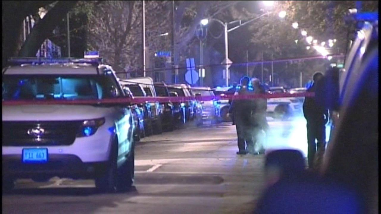 Six people were shot at a house party int he South Chicago neighborhood Saturday.