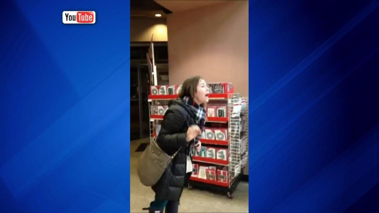 Woman berates lakeview michael 39 s employees in viral video for Michaels chicago woman