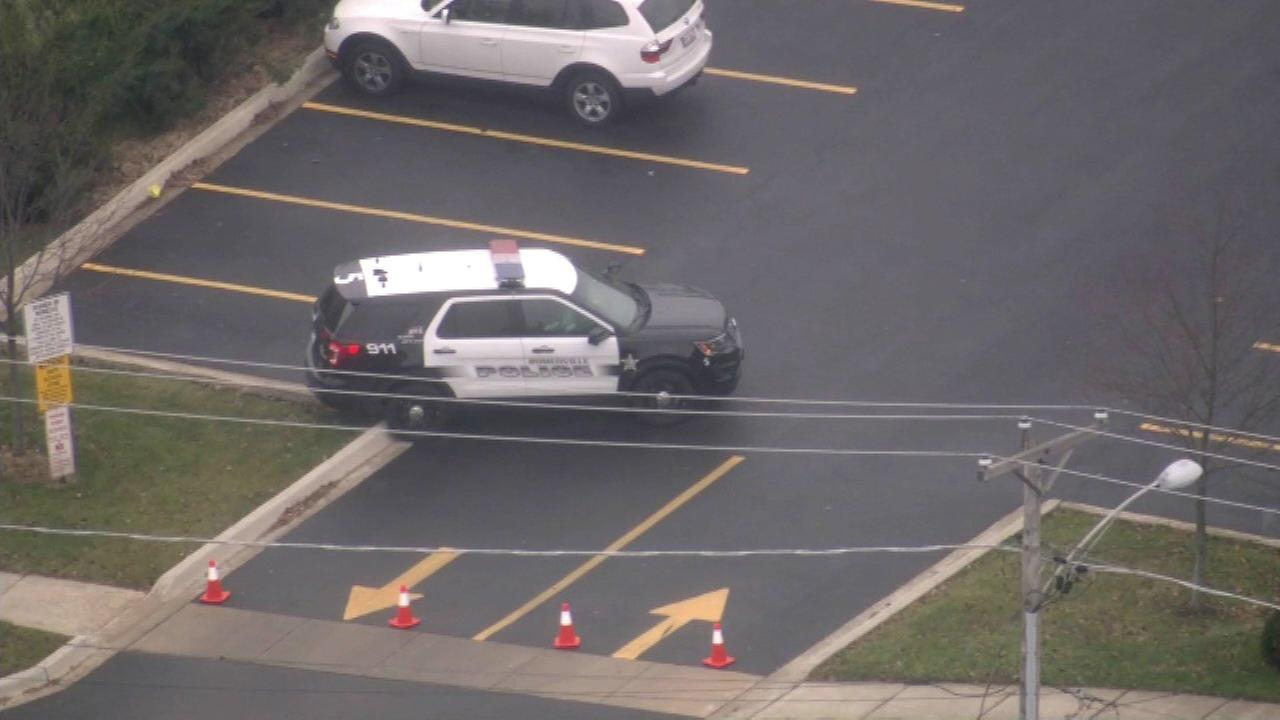 Lemont High School evacuated due to bomb threat