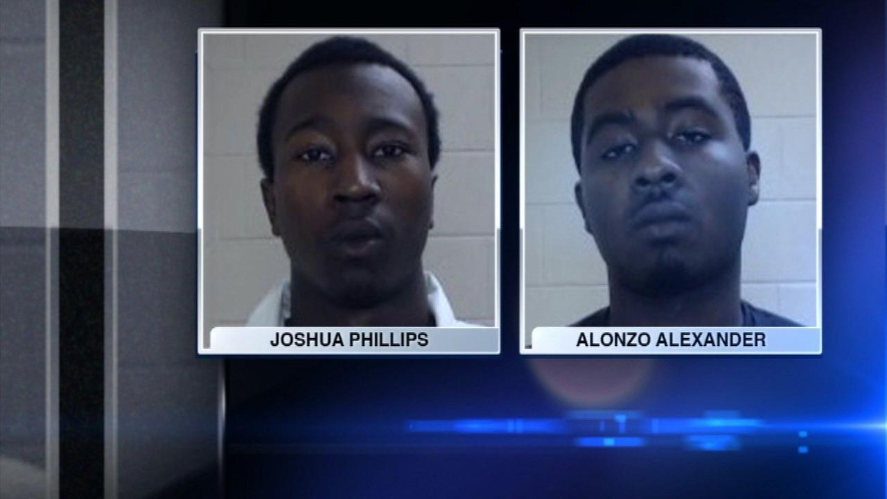 2 charged with Glen Ellyn kidnapping, armed robbery
