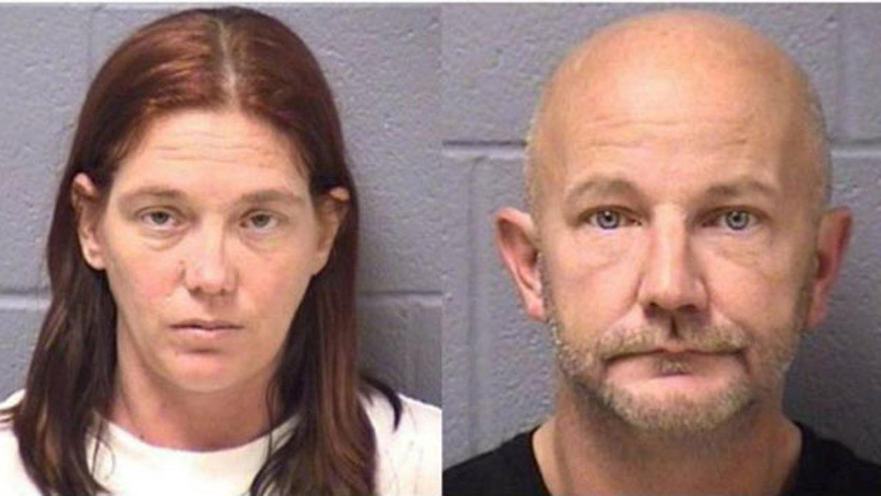 Tabitha Ledwa, 42 and David Zauratzky, 43.