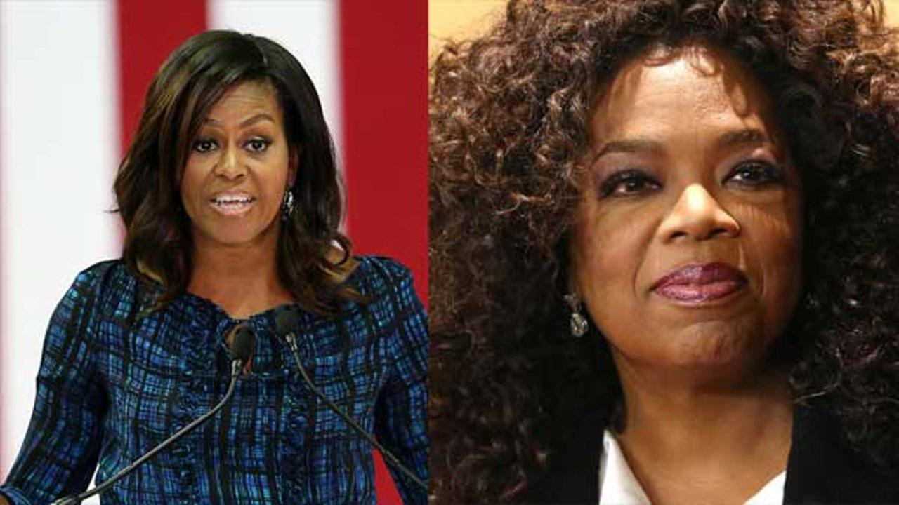 Michelle Obama to sit down with Oprah for interview