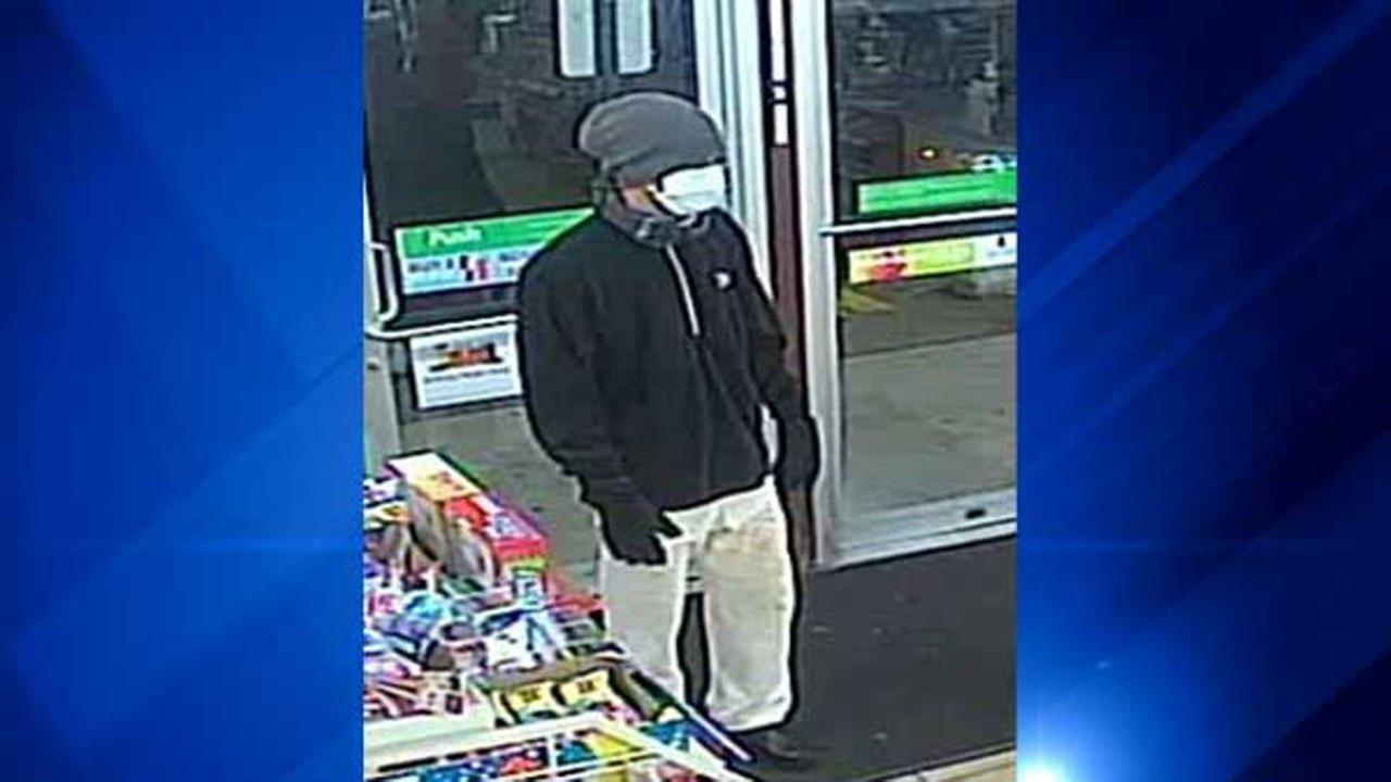 Park Ridge 7-Eleven robbed by man in white mask