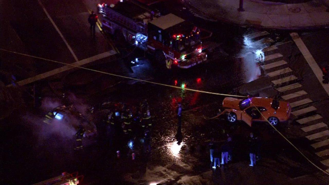 Three-car crash in Brainerd causes Metra delays