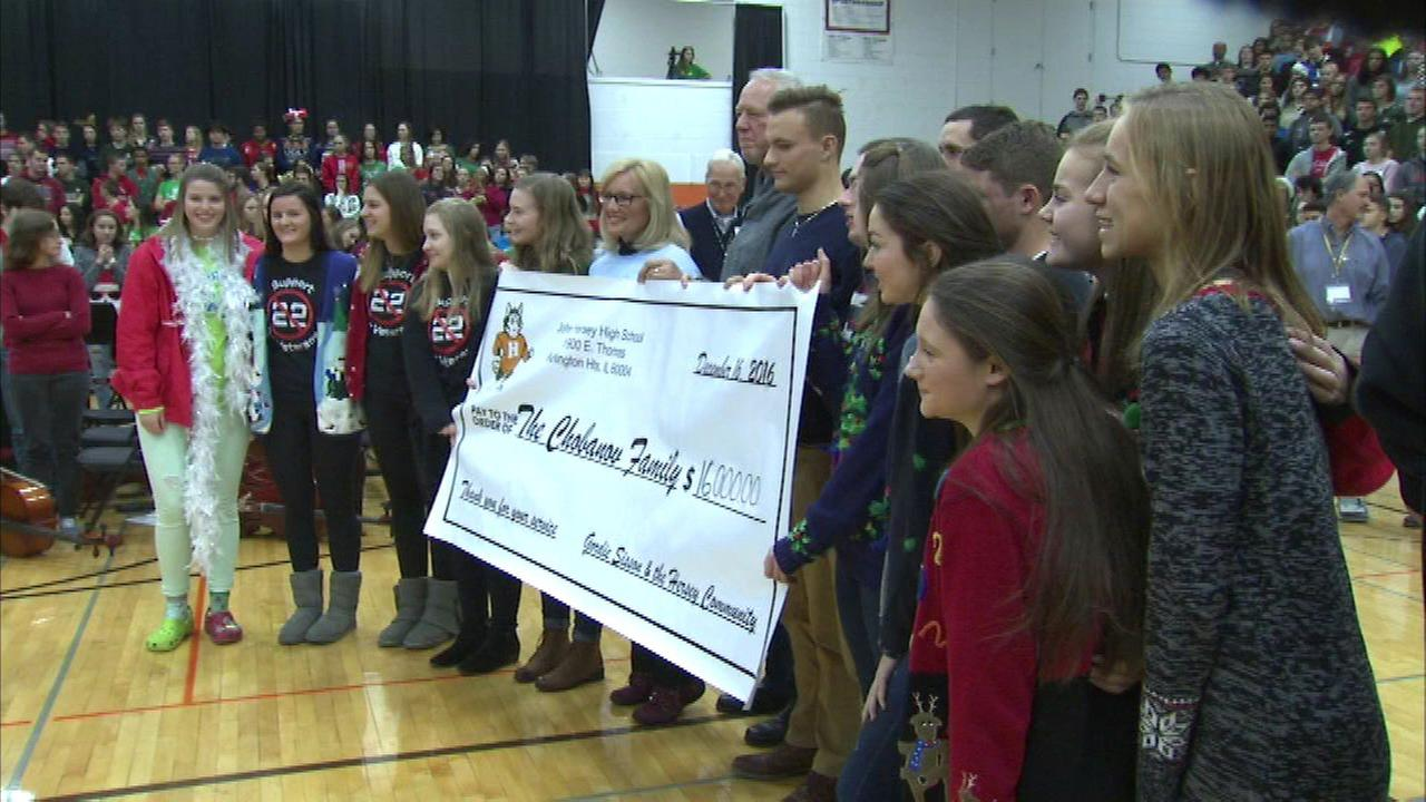 Students raise money to aid Army veteran