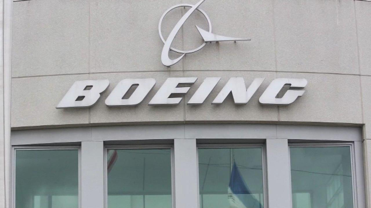 Boeing plans layoffs for May