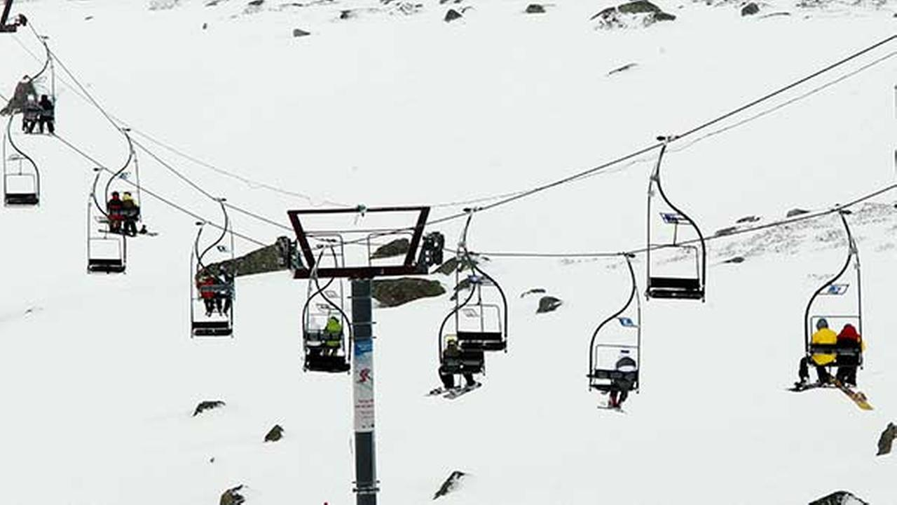 File photo: Chairlift