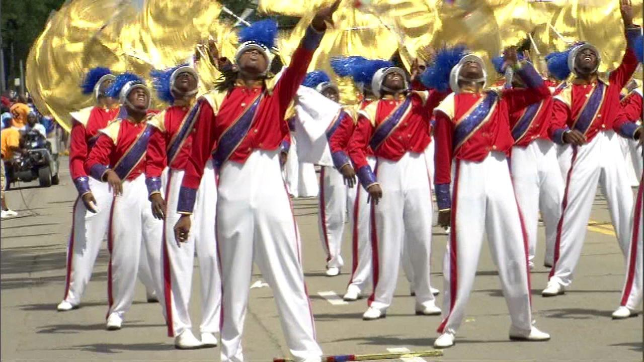 South Shore Drill Team raises money to perform at inauguration