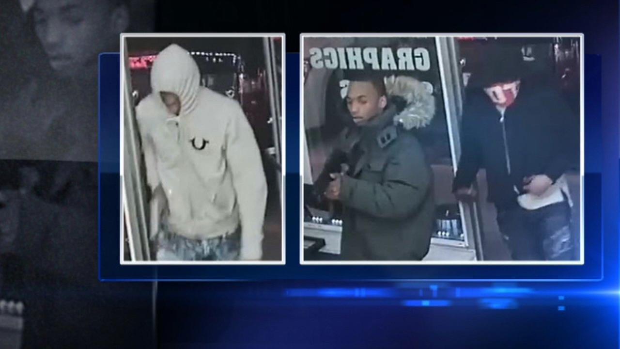 3 suspects sought in Oak Lawn armed robbery